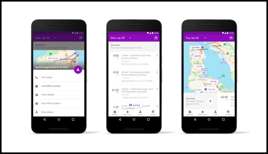 Field Service Lightning Mobile App